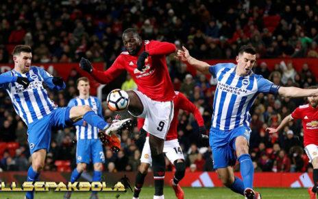 Prediksi Bola Jitu Brighton Hove Albion vs Manchester United 05 Mei 2018