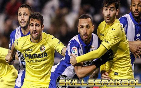 Prediksi Bola Jitu Deportivo La Coruna vs Villarreal 12 Mei 2018