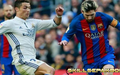 Prediksi Bola Jitu Barcelona vs Real Madrid 07 Mei 2018